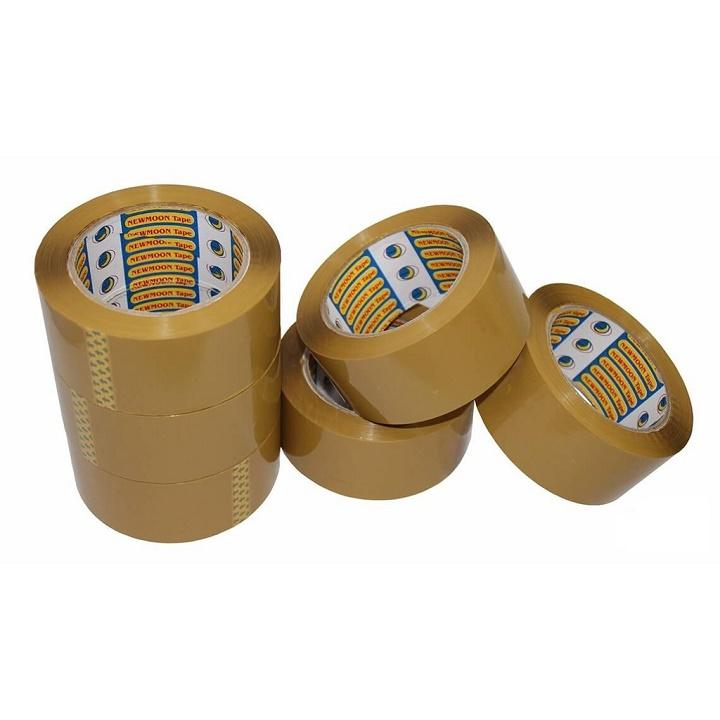 Băng keo vàng 4F8 (1.1kg, 550 MIC, 100 yard)