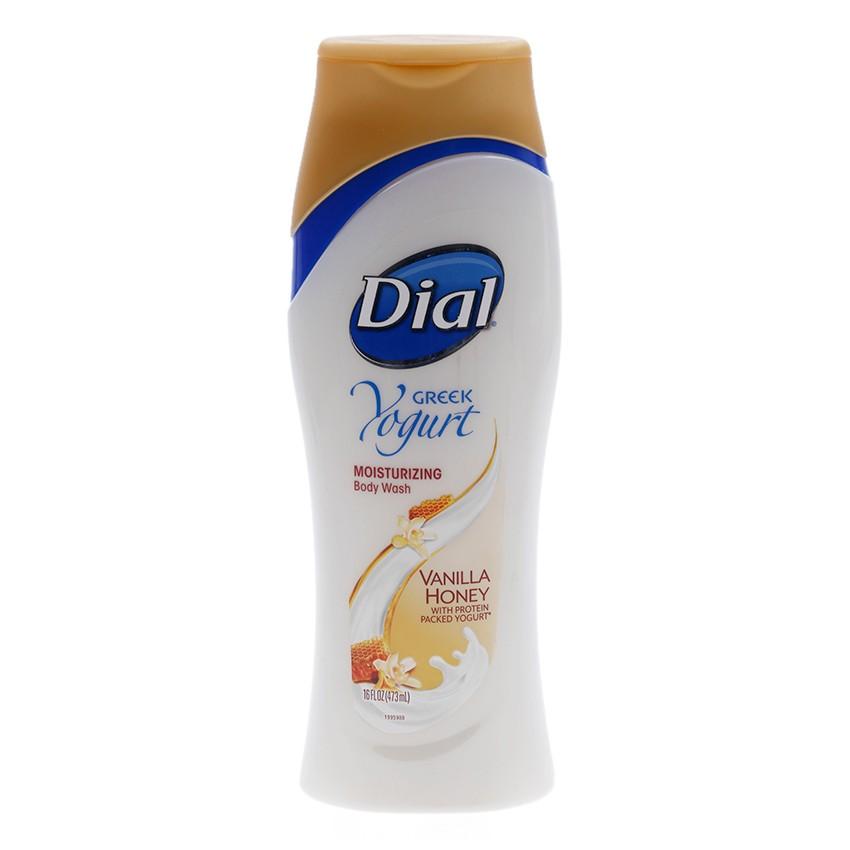 Sữa tắm Dial Yogurt V. Honey 473 ml