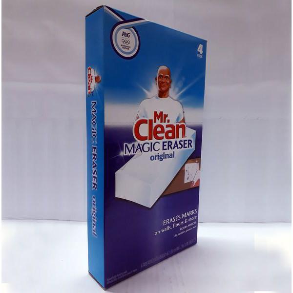 Miếng lau chùi Mr.Clean Eraser 4 miếng / hộp