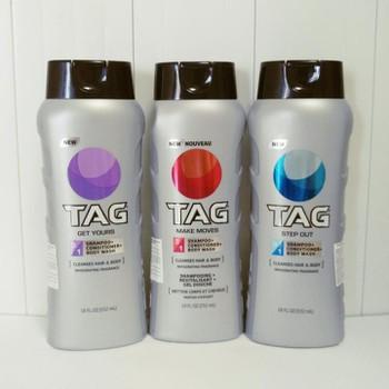 TAG Hair & BodyWash 3-In-1, Step Out  532ml