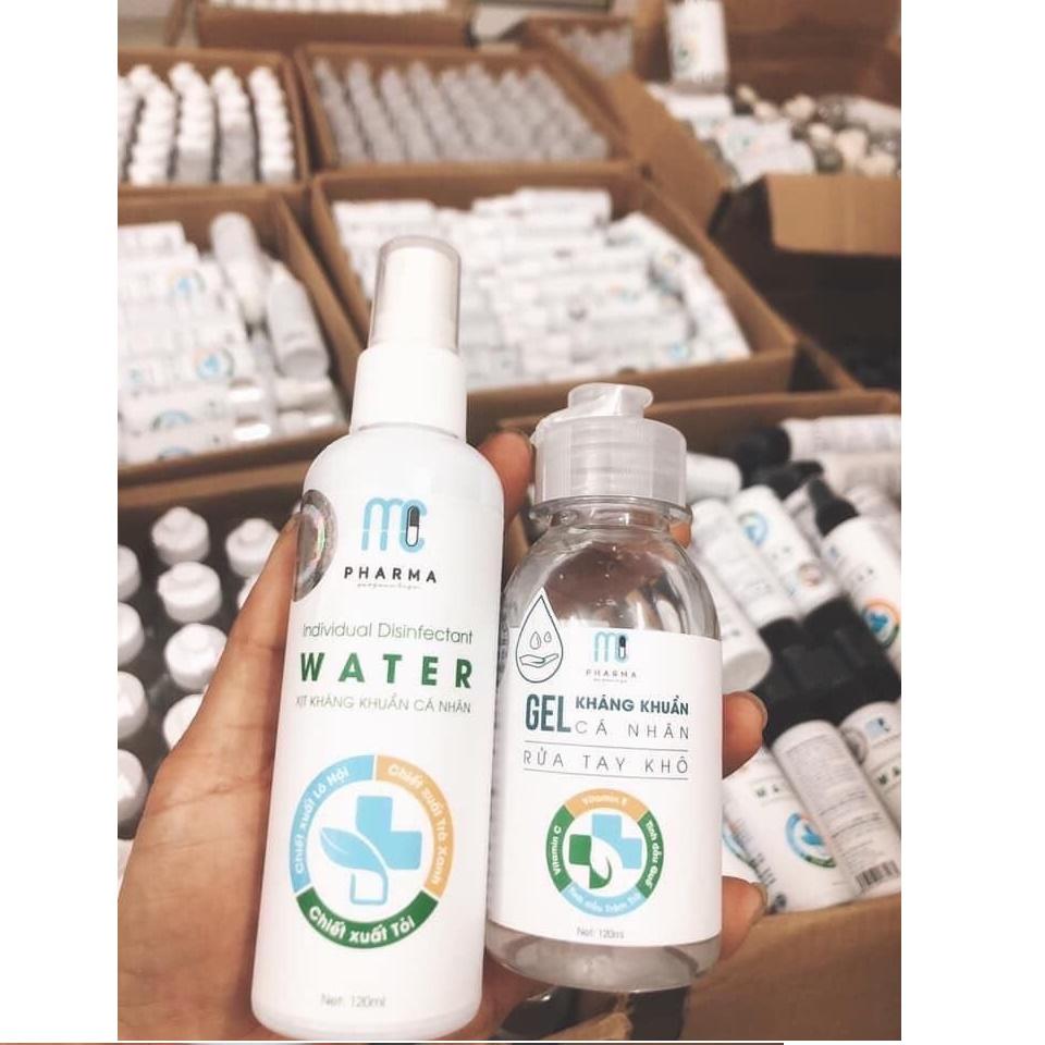 Xịt kháng khuẩn cá nhân Individual Disinfectant Water