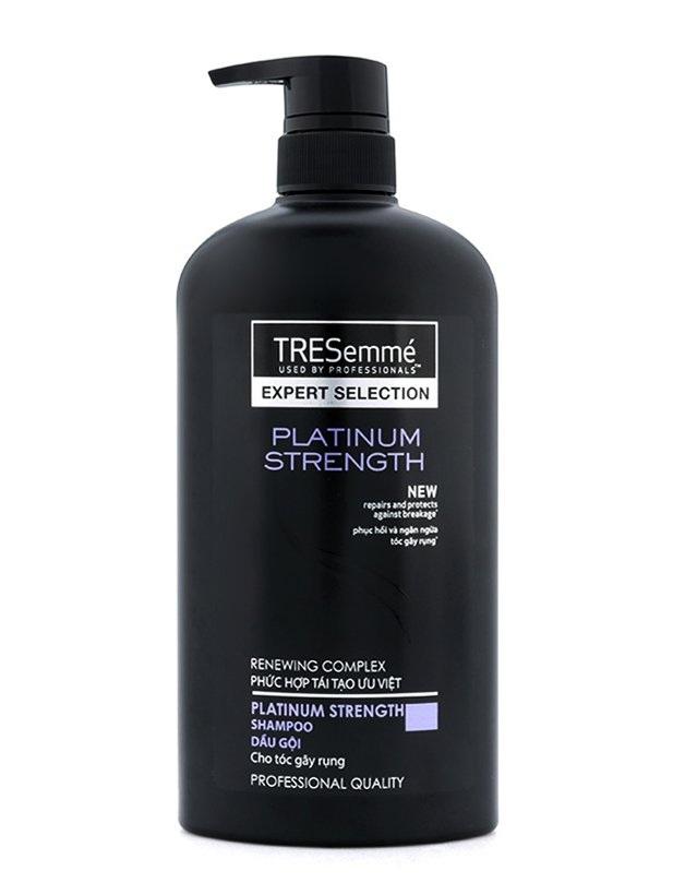 Dầu Gội TRESemmé Platinum Strength 650g