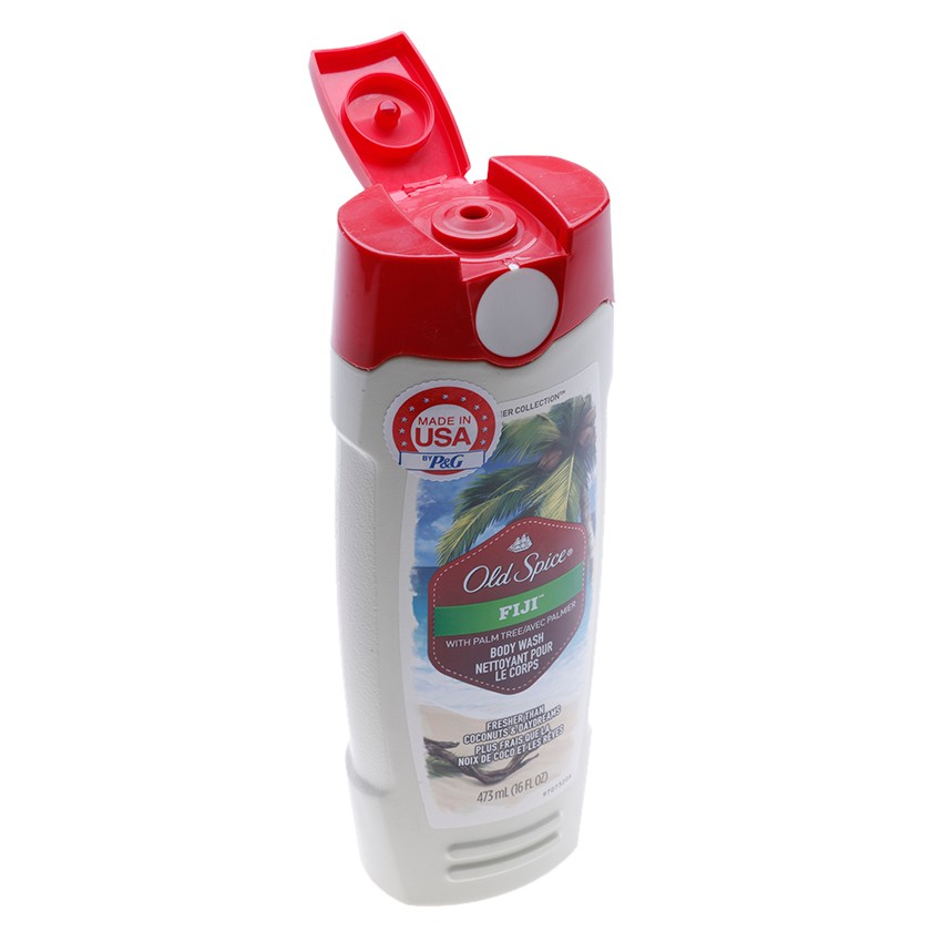 Sữa tắm Old Spice Fiji Fresher Collection 473 ml