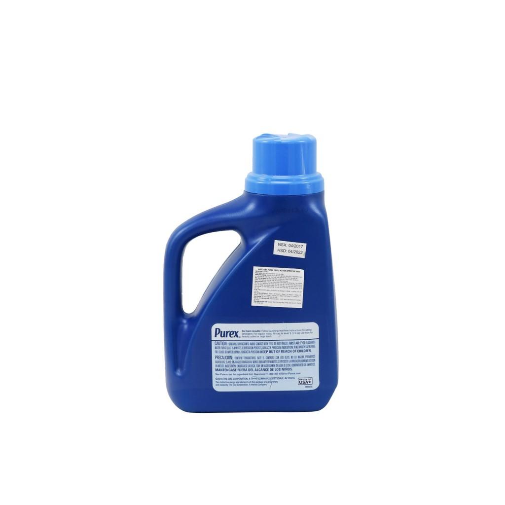 Nước giặt Purex Mountain Breeze 1.47Lít