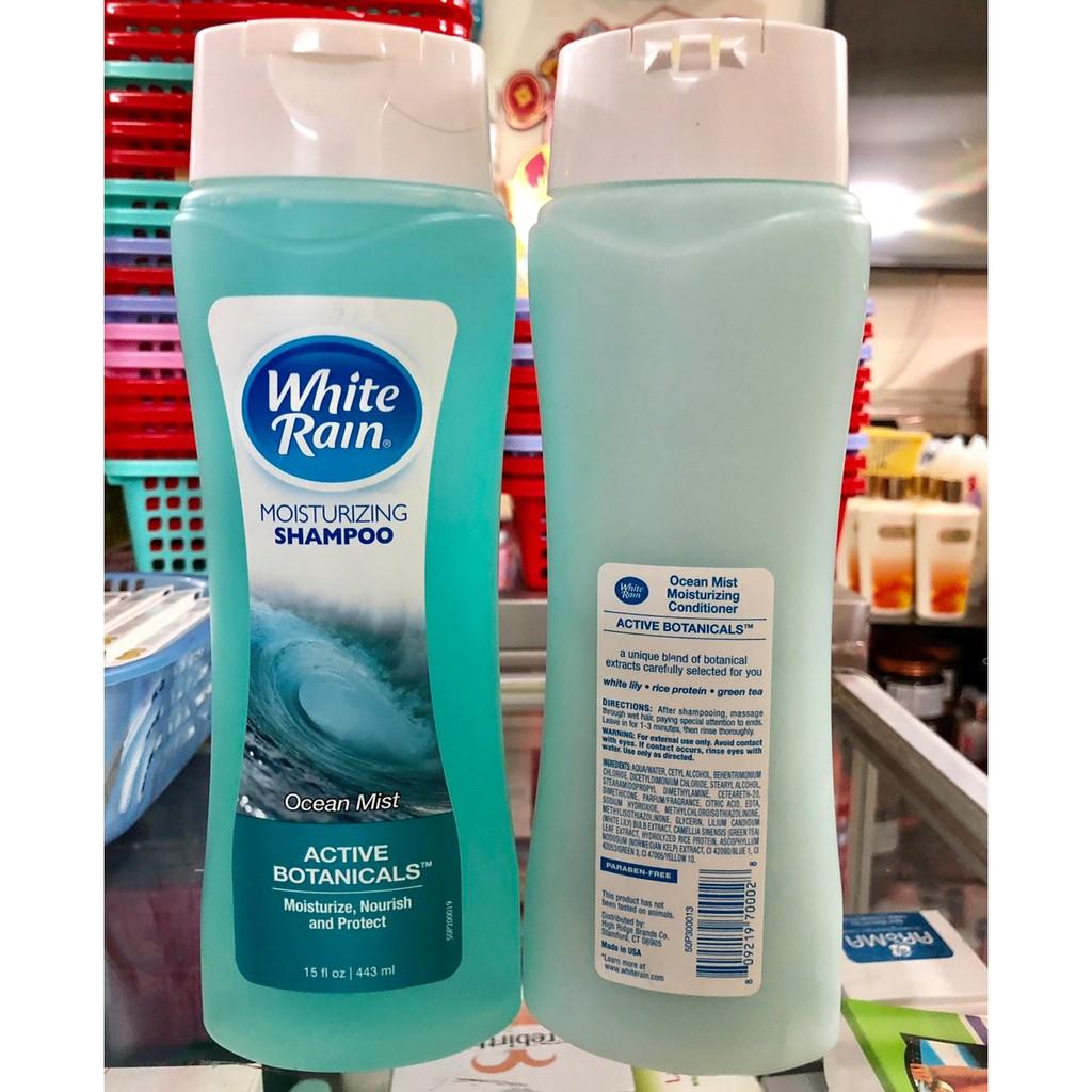 Sữa tắm gội  white rain Ocean Mist  354 ml