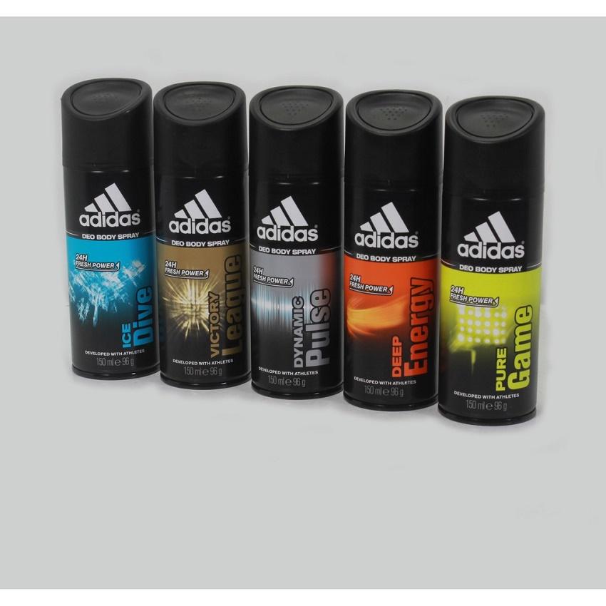 Xịt khử mùi nam ADIDAS - 150ml