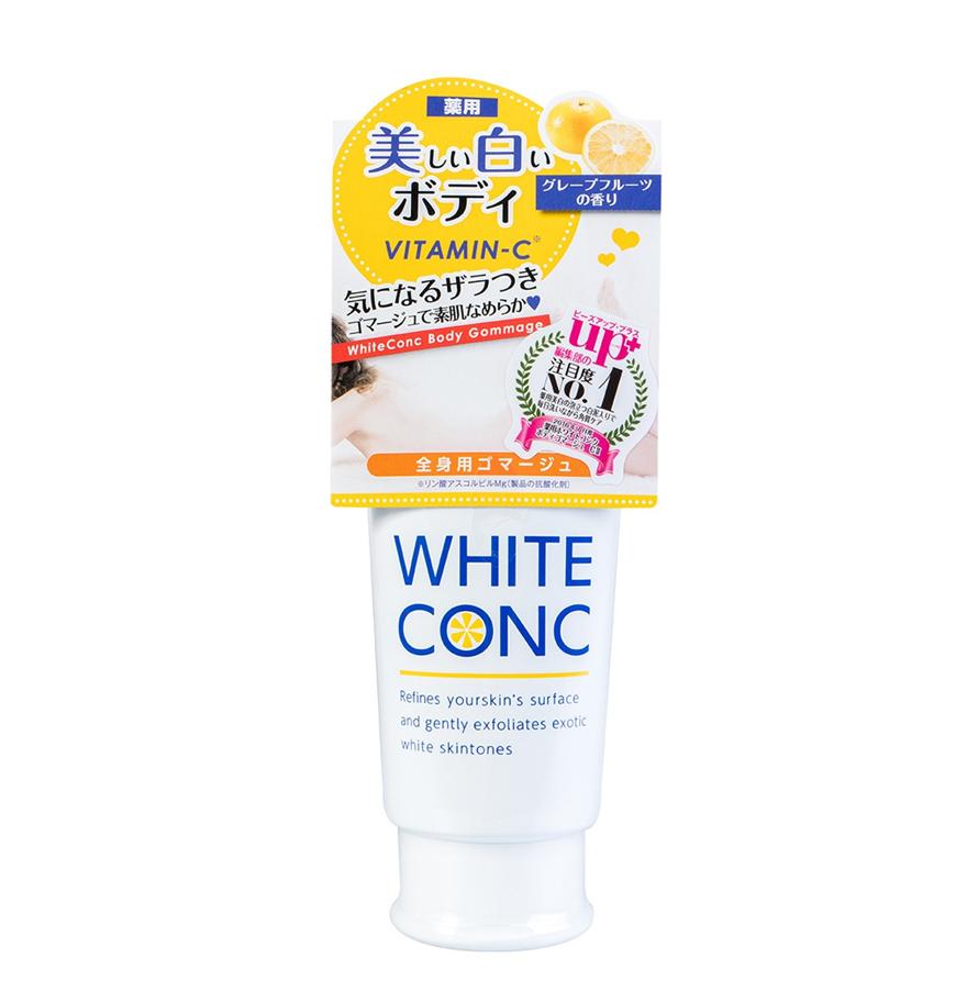 Tẩy Tế Bào Chết White Conc Body Gommage 180g