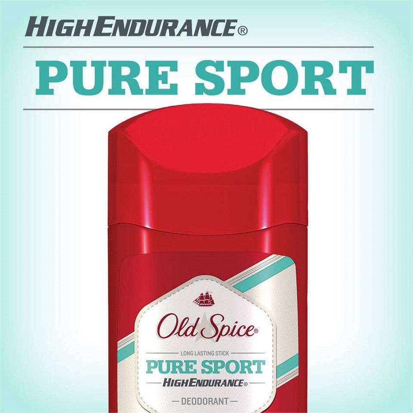 Sáp khử mùi Old Spice Stick Pure Sport 85g
