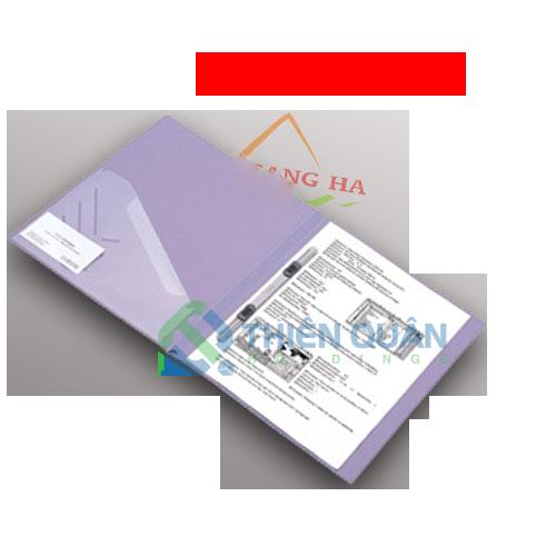 Bìa hồ sơ nhựa (Letter File)
