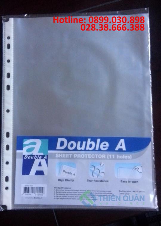 Bìa lỗ Double A