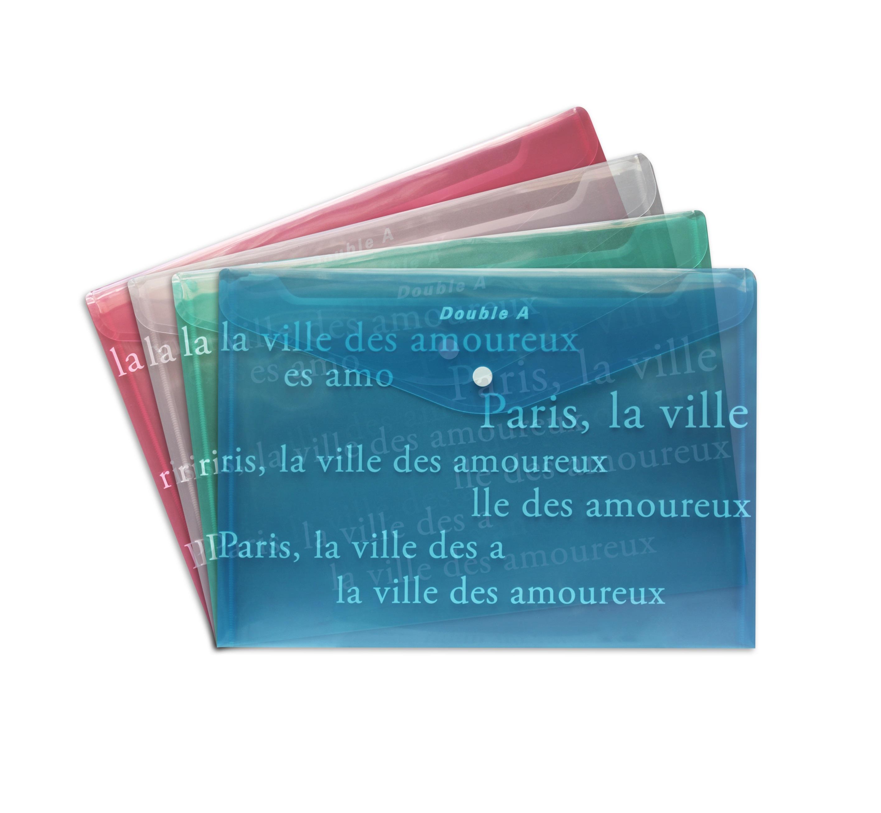 Bìa Nút - Thiết Kế Kiểu Paris