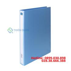 Bìa còng nhẫn nhựa- 19mm - Blue
