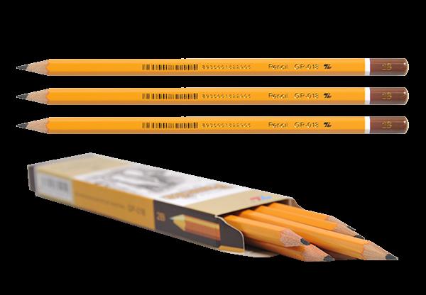 Bút chì gỗ GP-018