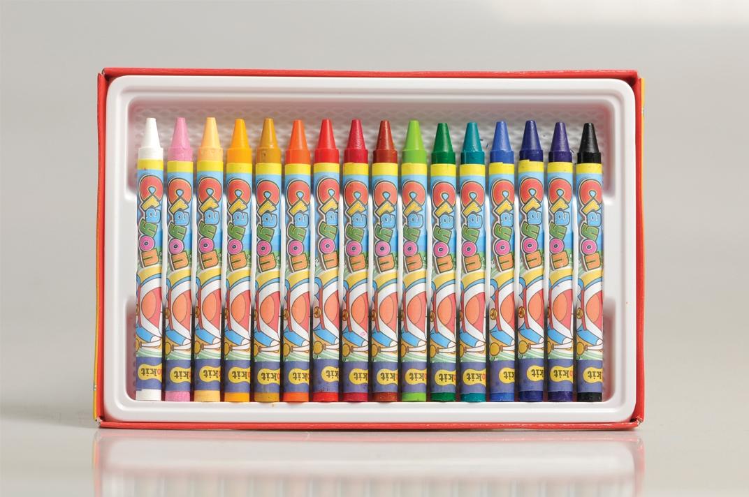 Sáp màu CR-C05/DO (16 màu)