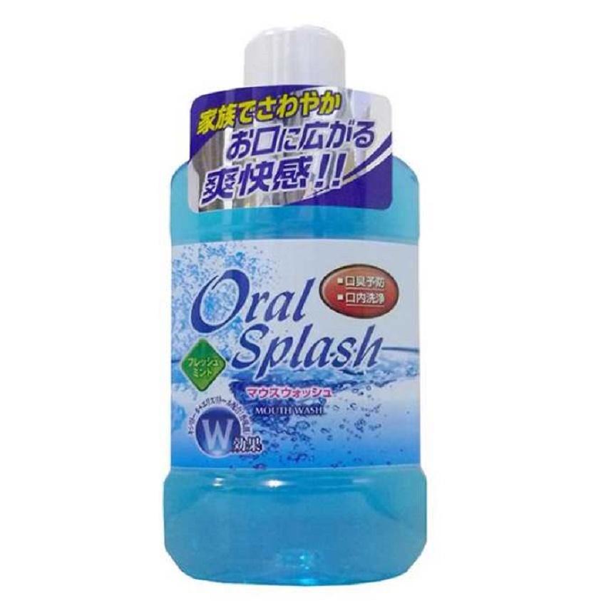 Nước súc miệng Oral Splash 500ml