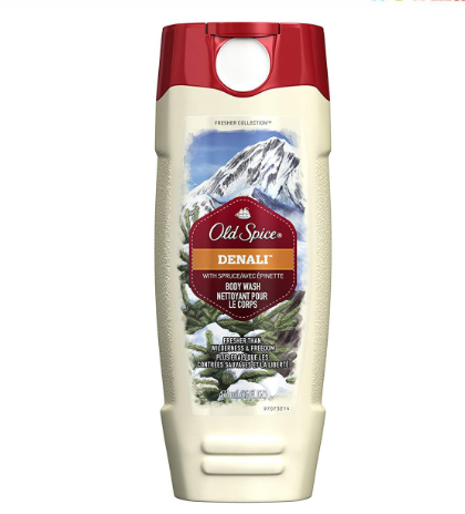 Sữa tắm Old Spice Denali Fresher Collection 473 ml