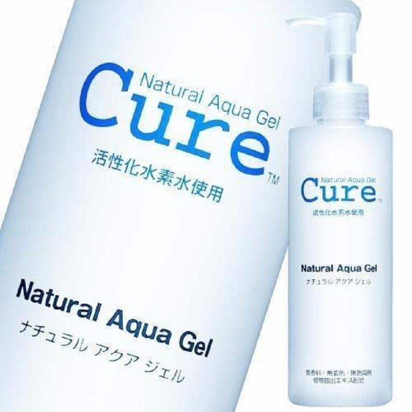 Gel tẩy tế bào chết Cure Natural Aqua Nhật Bản 250g