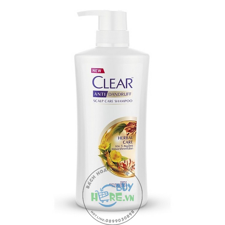 Dầu gội CLEAR Thái Lan - 480ml