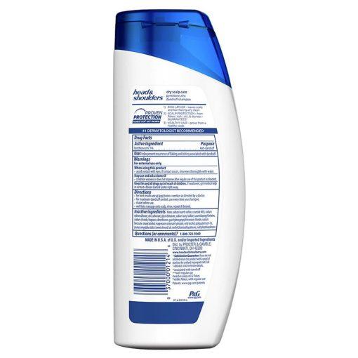 Dầu gội Head & shouder Dry Scalp care