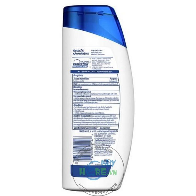 Dầu gội & xả 2IN1 Head & Shoulders Classic Clean shampoo & Conditioner 2IN1