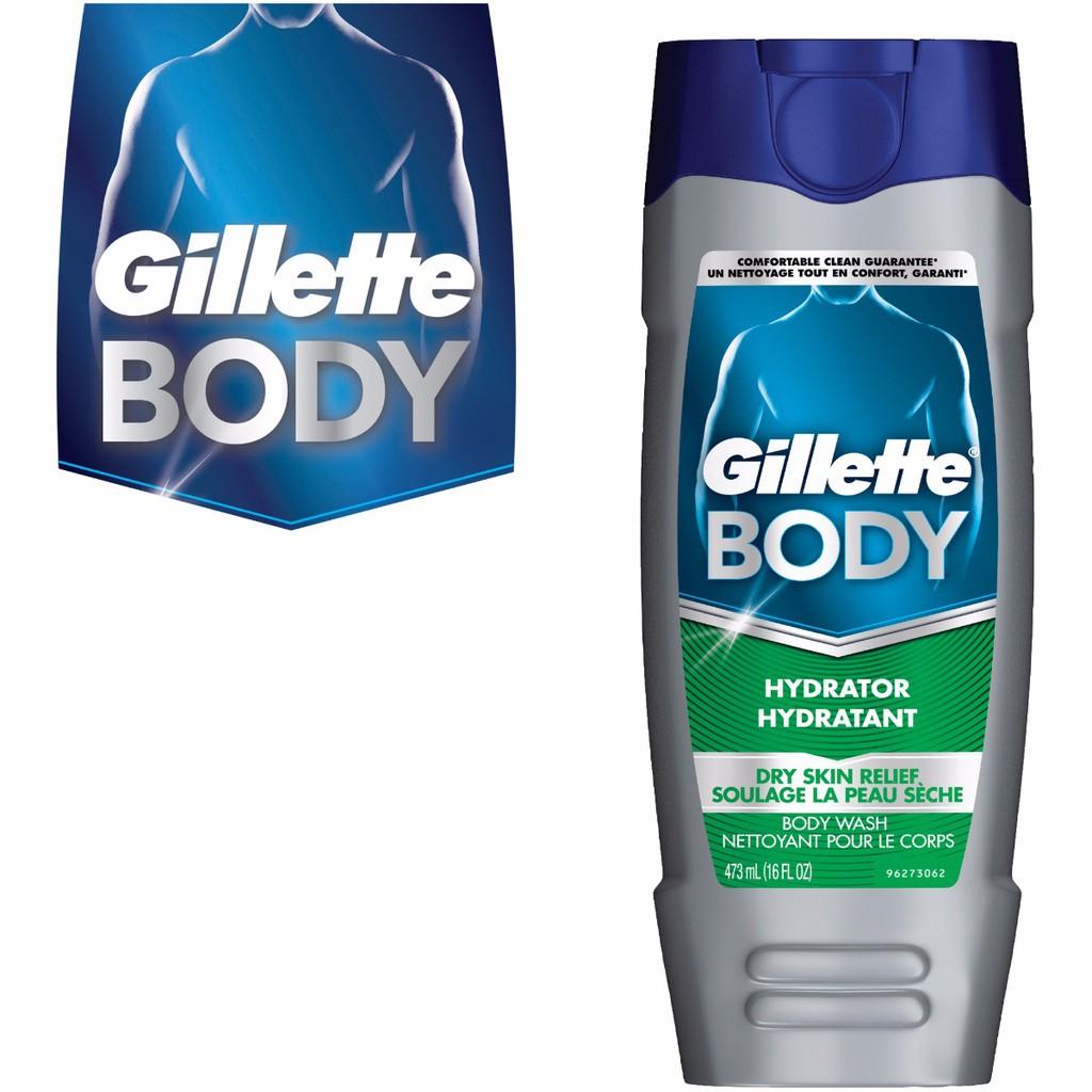 Sữa tắm Gillette Day Skin Hydrating 473 ml