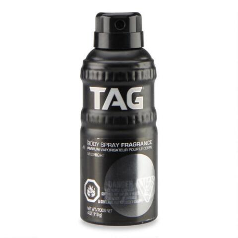 Xịt khử mùi cơ thể TAG Midnight 113g