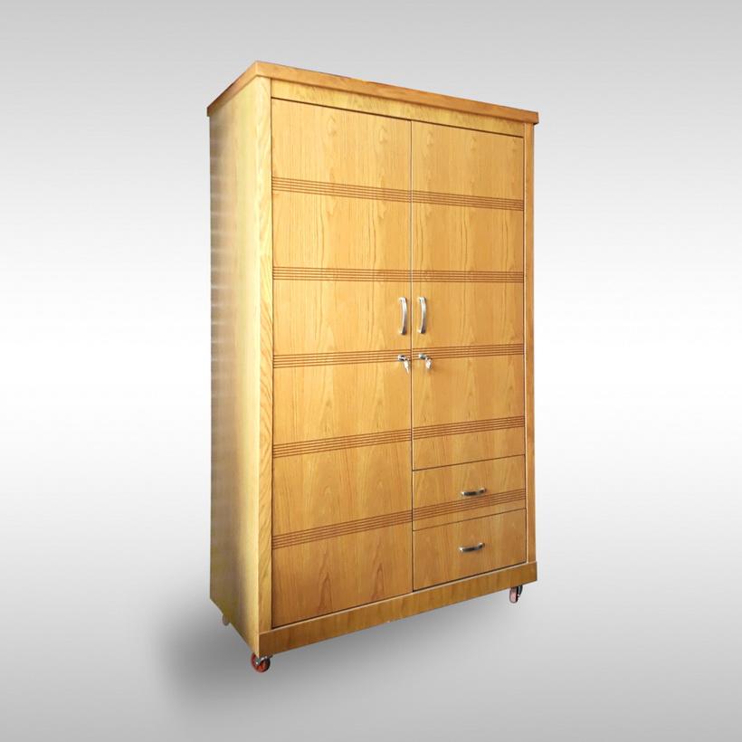 Tủ quần áo Veneer Hưng Phát - Mã HPF-T-009-S