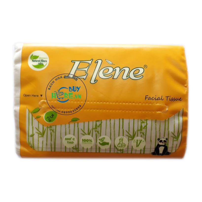 Khăn lụa Elène tre vàng, 300 tờ