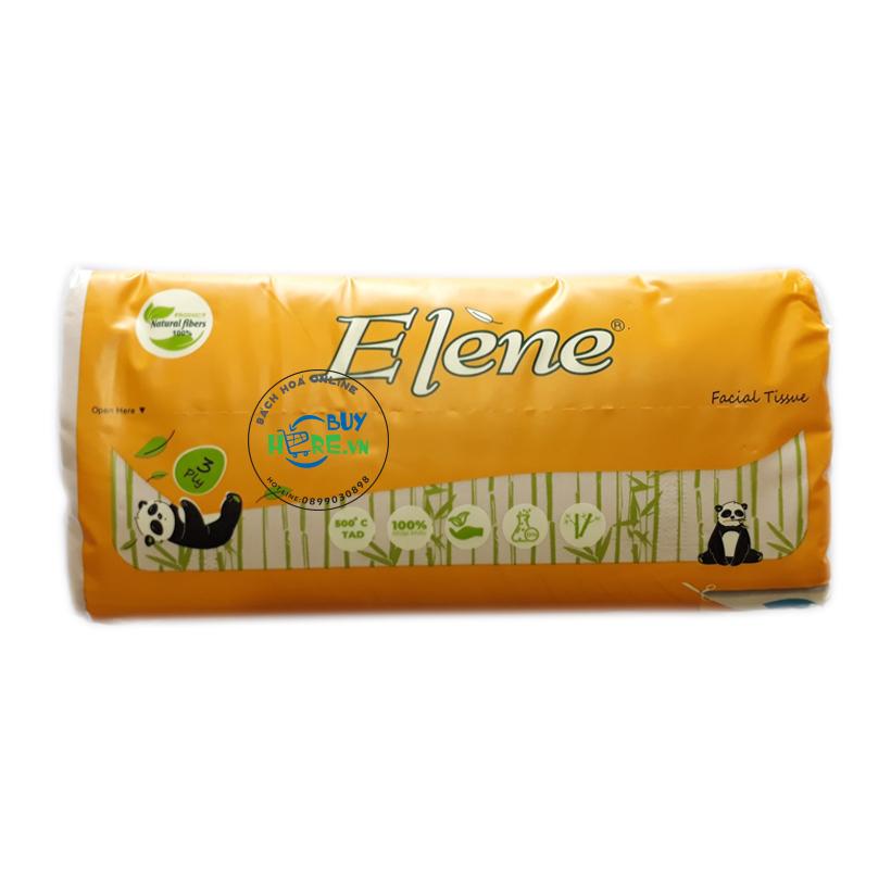 Khăn lụa Elène tre vàng, 480 tờ