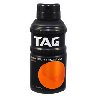 Xịt khử mùi cơ thể TAG Spin It 113g