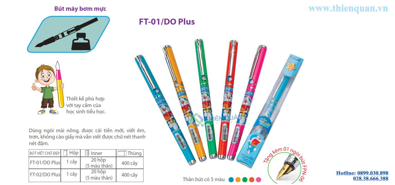Bút máy FT01/DO Plus