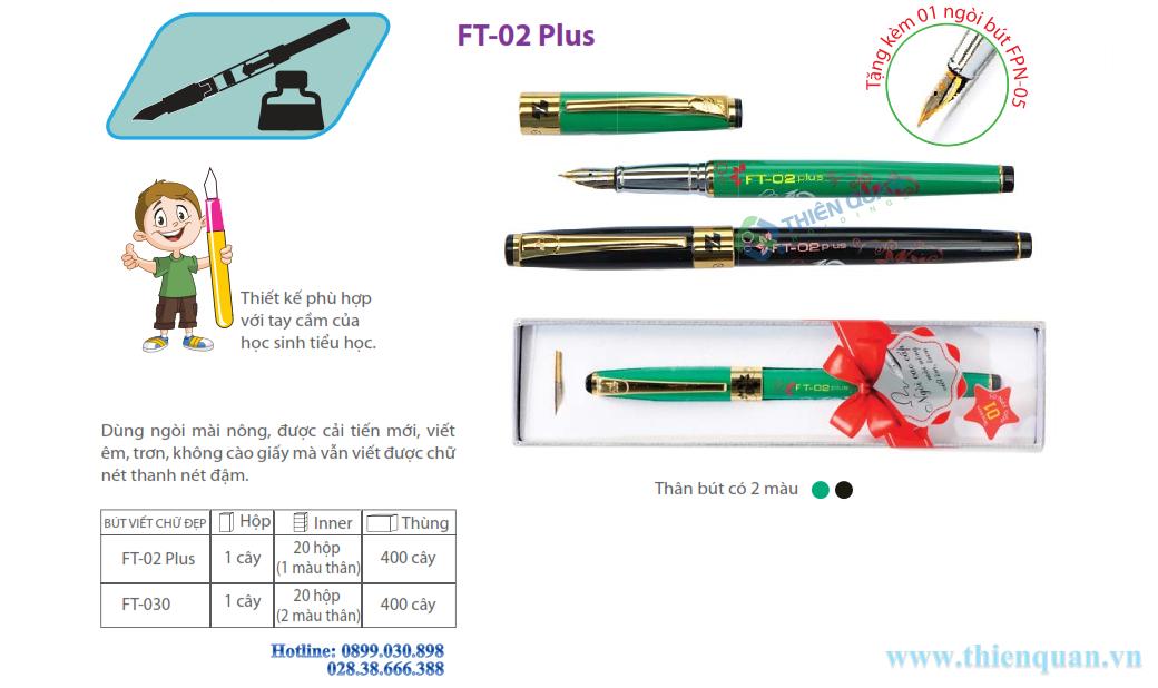 Bút máy FT-02 PLUS