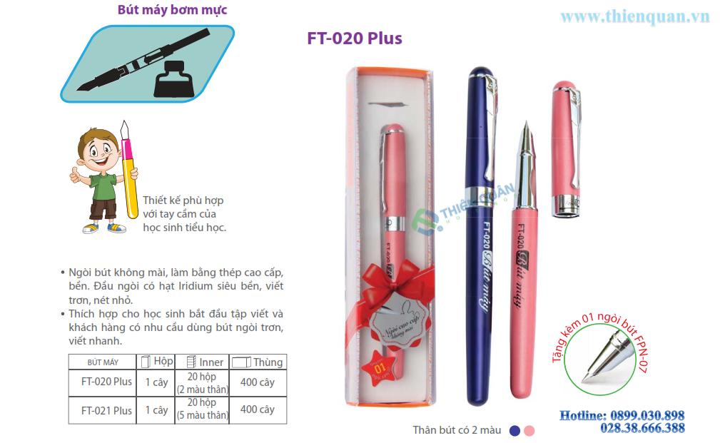 Bút máy FT-020 Plus