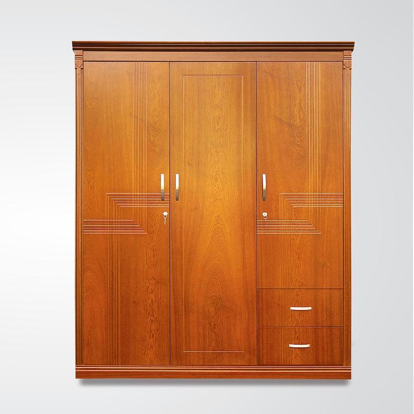 Tủ áo Veneer Hưng Phát - Mã ATG-T-001-XD