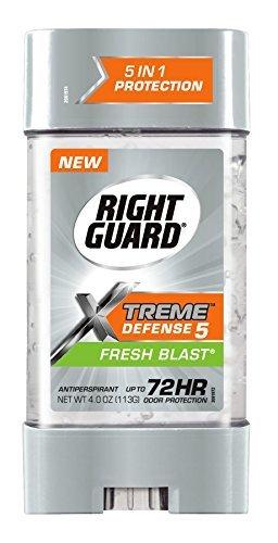 Gel khử mùi Right Guard TD5 Fresh Blast 113g