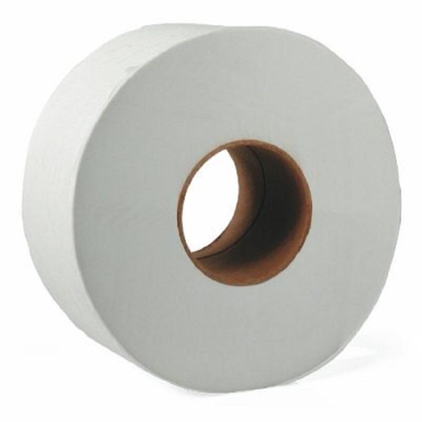 Giấy vệ sinh cuộn lớn 700gam 3 lớp