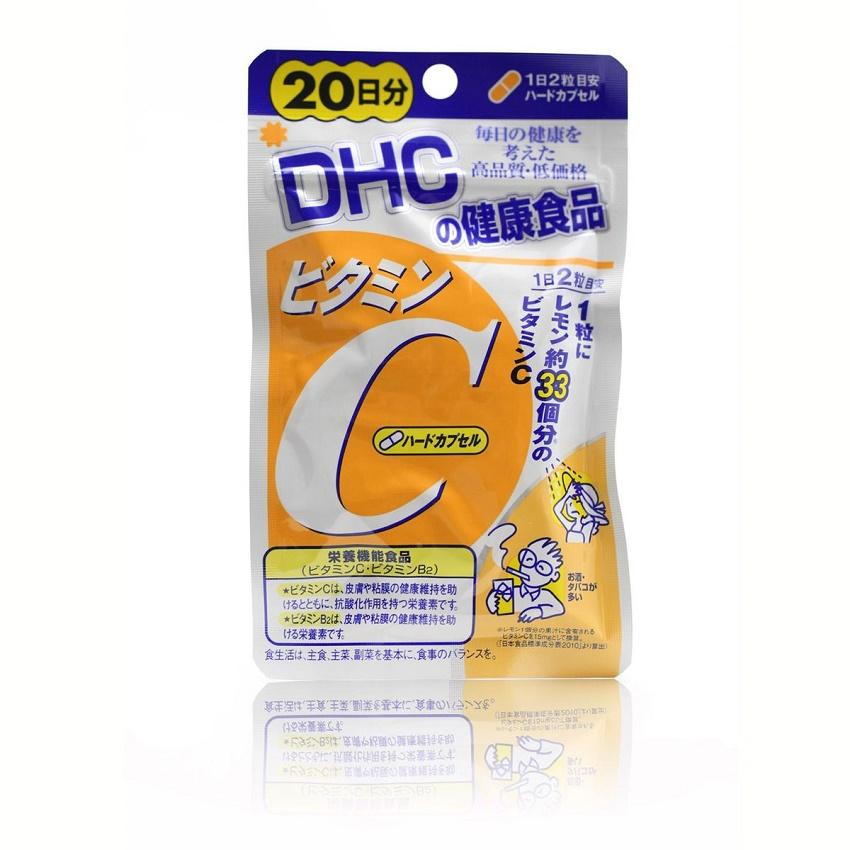 Viên Uống Bổ Sung Vitamin C DHC Nhật Bản