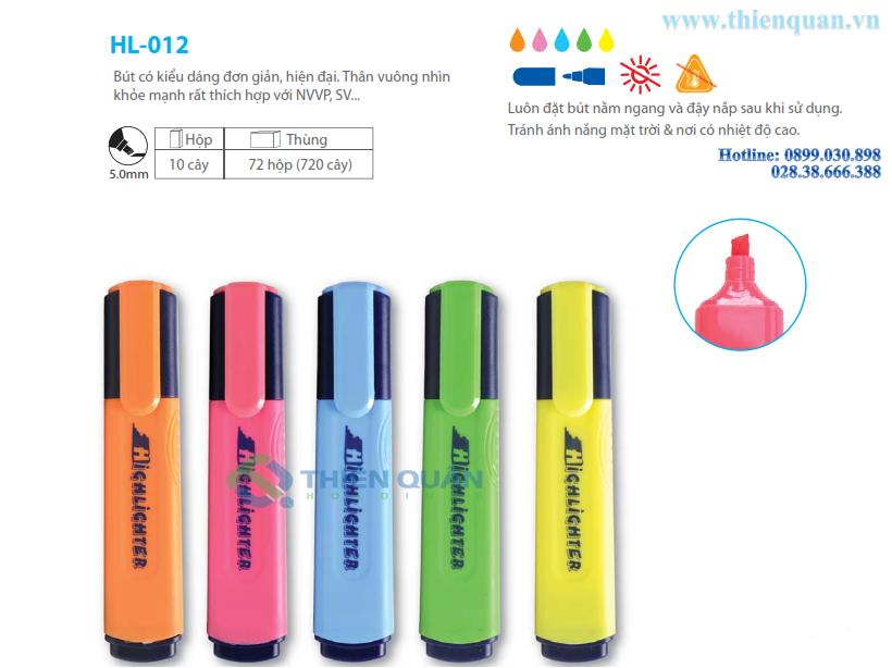 Bút dạ quang HL-012