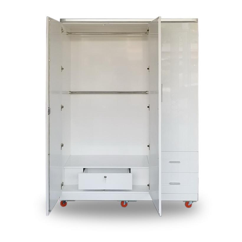 Tủ quần áo Veneer Hưng Phát - Mã HPF-T-012-T