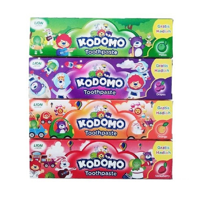 Kem đánh răng KODOMO - 40g