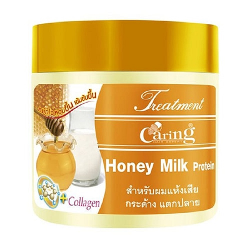 Kem ủ tóc CARING HAIR TREATMENT WAX Thái Lan - 500ml