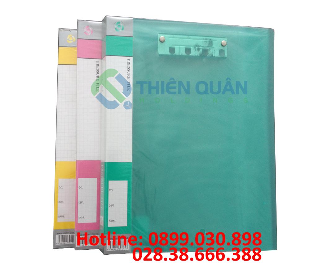 File 2 kẹp sắt nhựa cao cấp