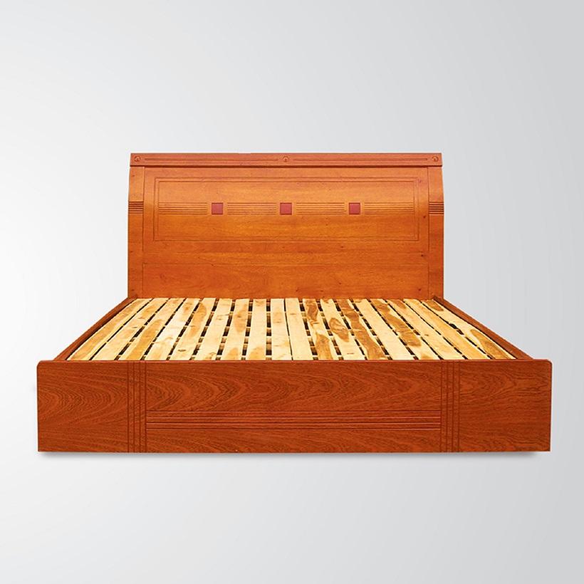 Giường ngủ Gỗ Veneer HPF-G-002-XD