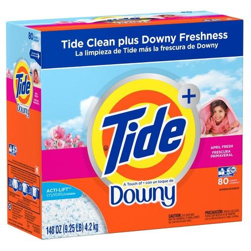 Bôt giặt Tide Utra Plus April Fresh Scent 2/ 4.2kg