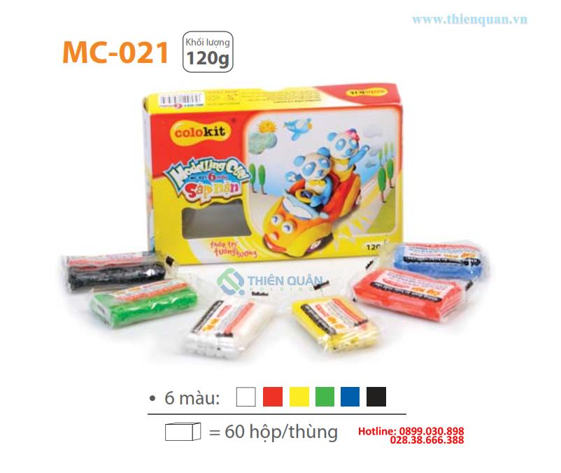 Sáp nặn MC-021