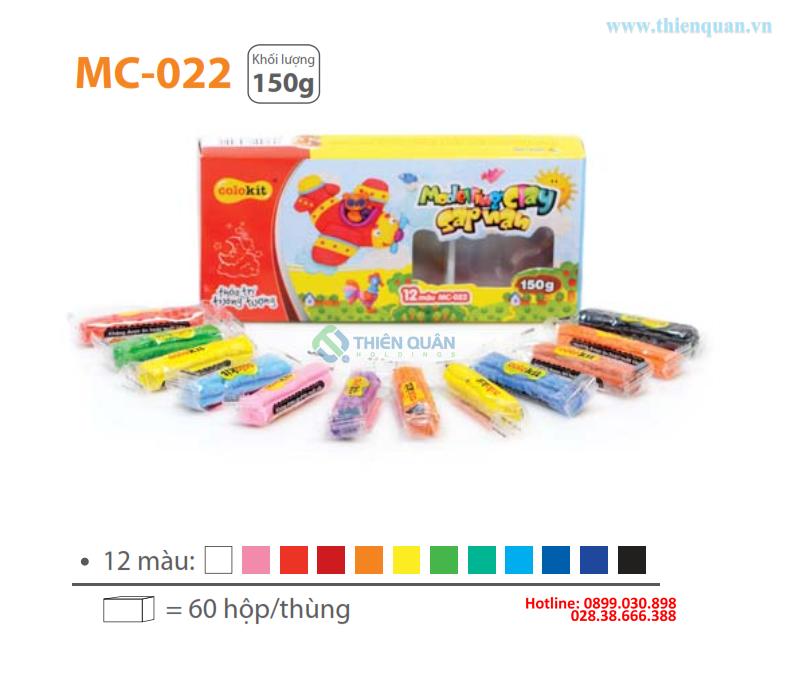 Sáp nặn MC-022