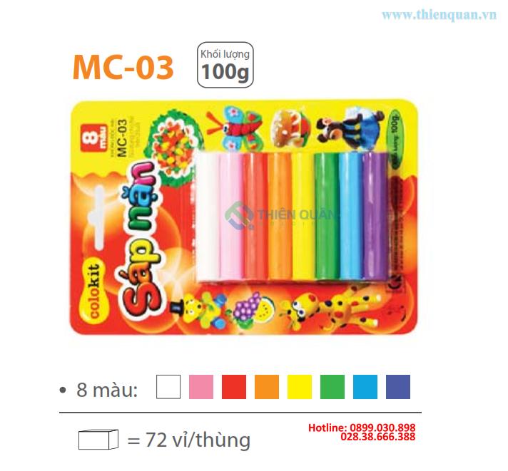 Sáp nặn MC-03