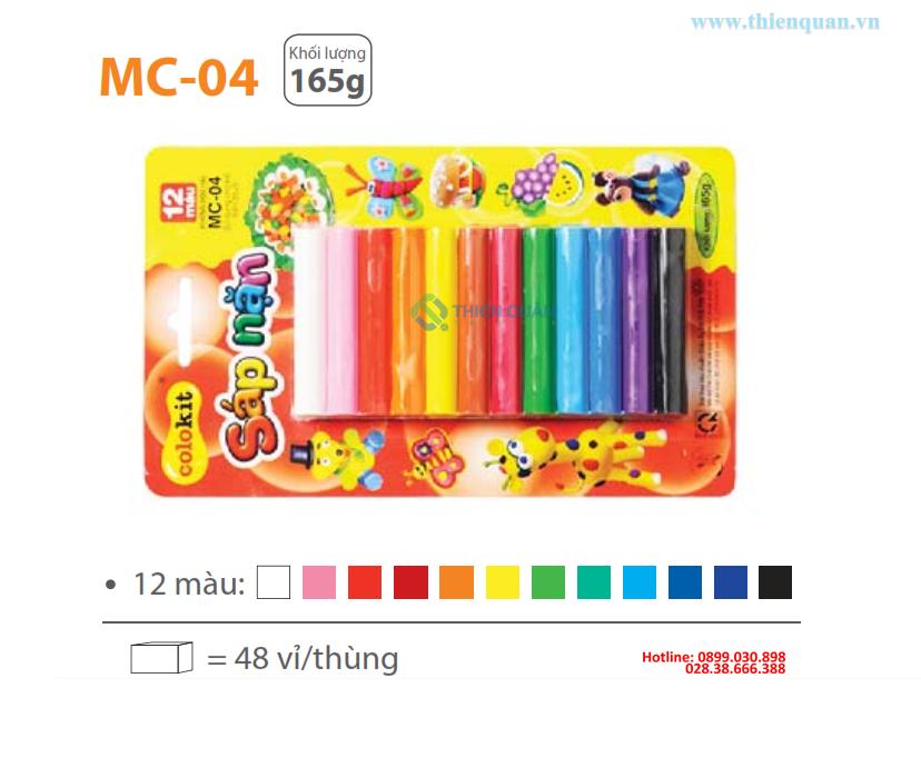 Sáp nặn MC-04