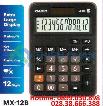 Máy tính Casio MX 12B
