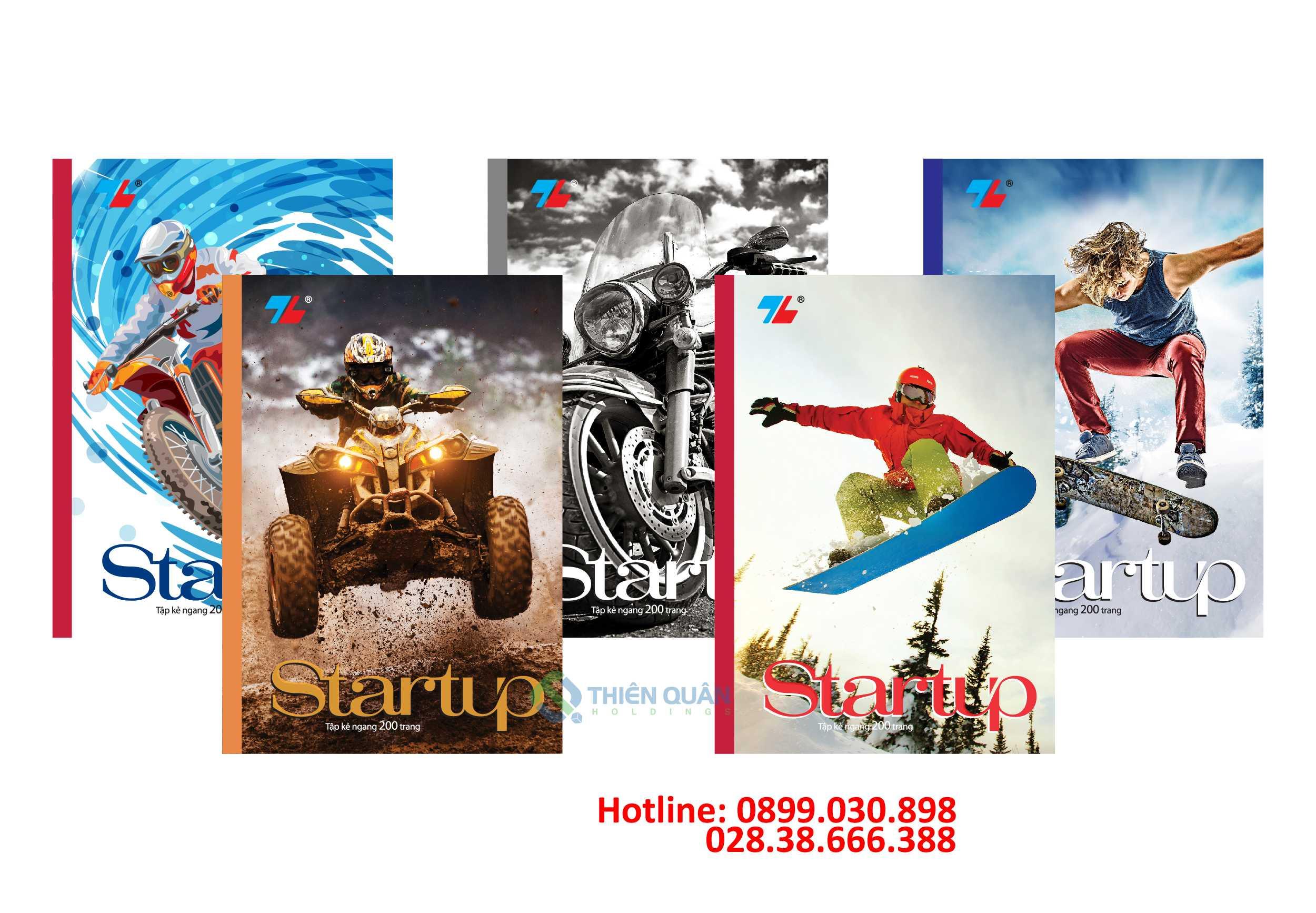 Tập NB-094 Start-up (200T-kẻ ngang sm)